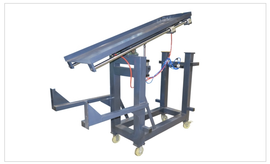 AU-100 Automatic Trim Press Unloader - 02