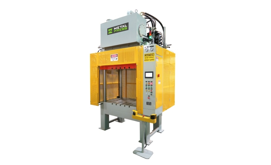 MTP 35-75 Ton Four Post Hydraulic Trim Press