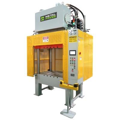 Hydraulic 4 Post Trim Presses - MetalPress Machinery