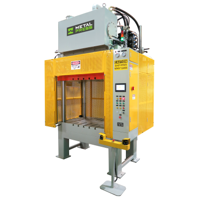Hydraulic Presses, Trim Presses,Tryout Presses - Metalpress